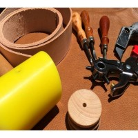 Beginners Leathercraft Class April 6th 2019