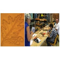 Introduction to Leather Carving Part 1 - February 16th 2019