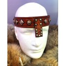 Conan Barbarian Leather Headband