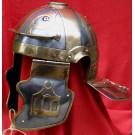 """Krefeld Roman Legionary Helmet - Italic """"D"""""""