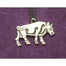 Burghead Bull Pendant