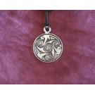 Brough of Birsay Spiral Pendant