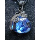 Blue Power Pendant