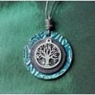 ARBOR VITAE, tree of life pendant