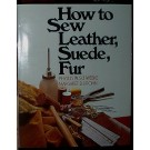 How to Sew Leather, Suede , Fur