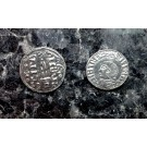 Replica Viking Coin Pair
