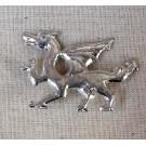 Heraldic Dragon Badge