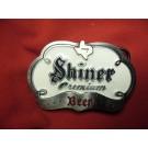Shiner Premium Beer Buckle