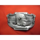 """Classics International"" Truck Buckle"