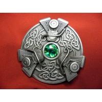 Celtic Engine Buckle
