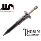 THE HOBBIT - Regal Sword of Thorin Oakensheild - GEN II LARP SWORD